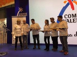 Cocineros Euro-Toques. Cachito